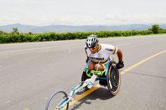 Francisco Sanclemente, deportistas colombianos, deporte en Colombia, deportistas discapacitados