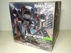 NECA Robocop ED-209 Deluxe Action Figure with Sound Limited Edition