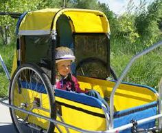 Cycletote Special Needs Bike Trailer I Really Really Want