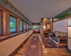 F.B. Henderson House: Frank Lloyd Wright's Early Prairie Style