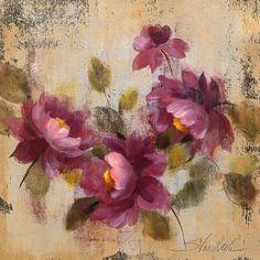 Masterpiece Art - Dreamy Flowers II, $18.30 (http://www.masterpieceart.com.au/dreamy-flowers-ii/)