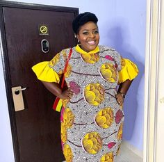 Ankara Dress, African Design, African Wear, African Fashion Dresses, Sari, Gowns, Nice, Simple, How To Wear