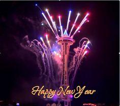 happy new year seattle wa 2015