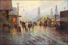 Image result for g harvey painter