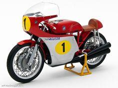 MV Agusta 500cc - G. Agostini - GP 1970