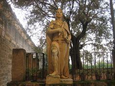 Cordoba Spain, Spain Travel, Christian, English, King, Statue, Building, Buildings, Spain Destinations