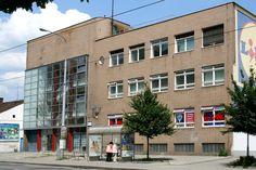 Administrativní budova továrny Alpa v Brně / Bohuslav Fuchs