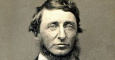 Henry David Thoreau Grows the First Giant Pumpkin in America - http://www.newenglandhistoricalsociety.com/henry-david-thoreau-grows-first-giant-pumpkin-america/
