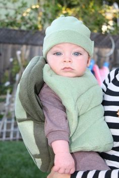 Well crap. Now I want another baby just to make this costume