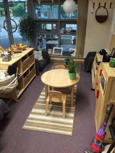 EYFS- role play/ home corner Preschool Centers, Preschool Themes, Activities For Kids, Eyfs Classroom, Classroom Setup, Home Corner Ideas Early Years, Role Play Areas, Dramatic Play Area, Classroom Organisation