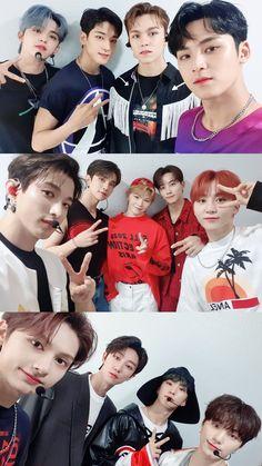 Woozi, Jeonghan, Wonwoo, Diecisiete Memes, Cha Eun Woo Astro, Seventeen Wallpapers, Seventeen Debut, Seungkwan, Pop Group