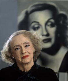 """No one prepares you for old age. Thank God! Who would stick around?""--Bette Davis/Interview with James Grissom"