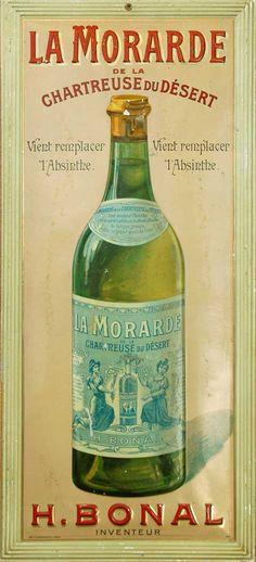 "La Morarde Absinthe  www.LiquorList.com  ""The Marketplace for Adults with Taste"" @LiquorListcom   #LiquorList"