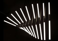 OMA's XY 180 lighting can be used to create geometric patterns