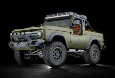 Ford Bronco Urban Madness | Image