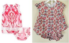 Diy ikat baby dress and bloomers Diy Clothes Closet, Diy Clothes Hacks, Diy Clothes Storage, Diy Clothes Refashion, Clothing Hacks, Baby Sewing, Sew Baby, Patterned Jeans, Sewing Blogs