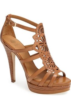 Isolá 'Delanna' Sandal from Nordstrom. Saved to Shoes. Shop more products from Nordstrom on Wanelo. Pretty Shoes, Beautiful Shoes, Cute Shoes, Me Too Shoes, Dream Shoes, Crazy Shoes, Stilettos, High Heels, Nude Sandals