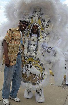 mardi gras indians 2013 | ... Mardi Gras Indians on St. Joseph's Night 2013 | Flickr - Photo Sharing