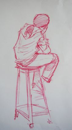 From Wikipedia, A gesture drawing is work of art defined by rapid execution. Typical situations involve an artist drawing a series of poses taken by a model in a short amount of time, often as little as 30 seconds, or as long as 2 minutes. Gesture drawing is often performed as a warm-up for a life drawing session. In less typical …