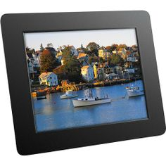 Philips 8 Digital Photo Frame 609585227156 Philips 8 Digital