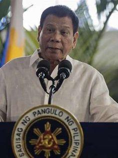 """Presidente filipino diz que quer """"matar milhões de viciados"""""""