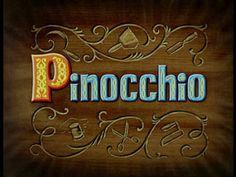 Pinocchio movie title