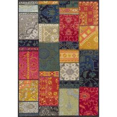 You'll love the Kaleidoscope Multi-Coloured Indoor/Outdoor Area Rug at Wayfair.co.uk - Great Deals on all Home Furnishings  products with Free Shipping on most stuff, even the big stuff.