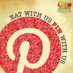 Eat with Us, Pin with Us! :D