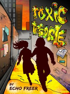 Another YA dystopian thriller chiller-an inventive variation- a futuristic world of oppression dictated by the toxic T.R.E.A.C.L.E. regime – Training and Resources for Educating Adolescent Children in a Loving Environment. Disappearing teens, intrigue, murder and forbidden love. Check it out at http://www.echofreer.co.uk/books.htm