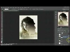 I am using Photoshop to give this tutorial. I apologize for my terrible mic. Photoshop Video, Photoshop Tutorial, Photoshop Actions, Photoshop For Photographers, Photoshop Photography, Nice Photography, Autocad, Zbrush, Double Exposure Tutorial
