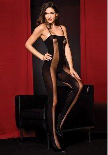 ddc07b51a7 Mesh Bodystocking Elastic Stockings