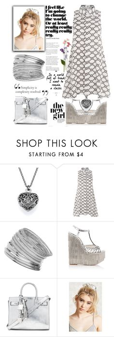 """""""Throw and go dress 5"""" by tarasboutique ❤ liked on Polyvore featuring True Decadence, Miss Selfridge, Christian Louboutin, Yves Saint Laurent and Forever 21"""