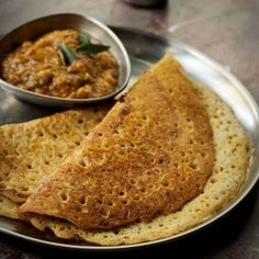 A delicious Indian way to include Millets in your breakfast! Foxtail Millet Dosa, which is also Vegan and Gluten Free!