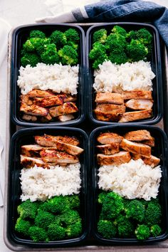 Easy Teriyaki Chicken Meal Prep. Just Say Yum. A healthy way to plan ahead and still taste great. Meal prepping is a great way to simplify and have an effortless guide to a healthier lifestyle.