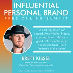 """Today we have the 2019 CCMA Apple Music Fans Choice Award Winner, Brett Kissel👏 👏 👏  Brett Kissel is an award-winning country music artist based out of northeastern Alberta, Canada. He has earned an impressive: 2 x JUNOS, 12 x Canadian Country Music Association Awards, 1 x Honor from Canada's Walk of Fame, 6 x Western Canadian Music Awards, 6 x Alberta Country Music Awards, and 1 x Honor from the Worldwide Radio Summit in Hollywood, naming Kissel the """"International Artist of the Year"""". Country Music Association, Country Music Awards, Country Music Artists, Miss Nevada, Building A Personal Brand, Radio Personality, Brand Strategist, Keynote Speakers, Instagram Influencer"""