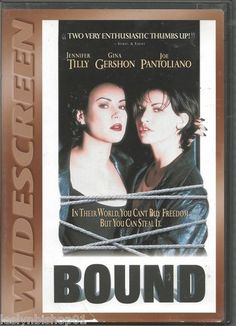 Bound DVD 2001 Unrated Version Sensormatic Security Tag | eBay