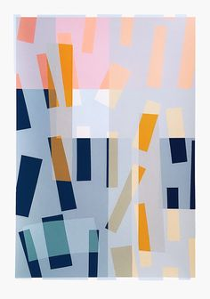Jonathan Lawes is an English artist having a Bachelors of Art from Leeds Arts University. He spent several years in Berlin and recently he is. English Artists, Silk Screen Printing, Surface Pattern Design, Portraits, One Design, Textile Prints, Geometric Shapes, Printmaking, Fine Art