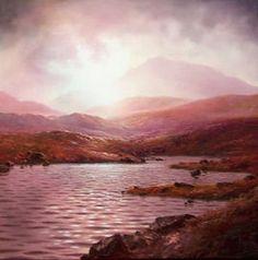 Hornchurch Fine Art Mountain Beauty Study I - Andrew Kurtis - Artist Original