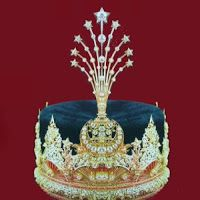 The Crown of the Sultan of Selangor