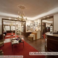Crockett & Jones - La Madeleine, Paris