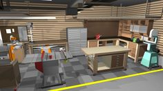 Garage Organization Ideas Plans | Join the #1 Woodworking Forum Today - It's Totally Free!