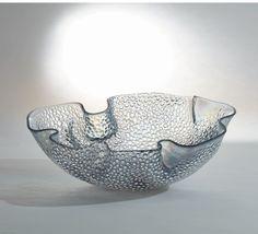 Studio A Home Iridescent Pebble Bowl