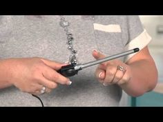 Quick Tip: Ribbon Curling Iron