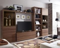 Modern Wall Storage System 2 Display Cabinets, TV Unit and Bookshelf - See more at: https://www.trendy-products.co.uk/product.php/5156/modern_wall_storage_system_2_display_cabinets__tv_unit_and_bookshelf#sthash.EkgwSMtX.dpuf