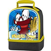 Thermos Dual Compartment Lunch Kit, Mixels