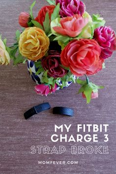 Fitbit Charge 3 strap | Momfever