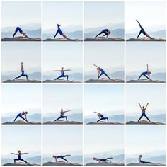 Yoga Flow / Right Side