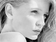 Pencil Sketch Portraits by Switzerland based artist Anna-Maria.