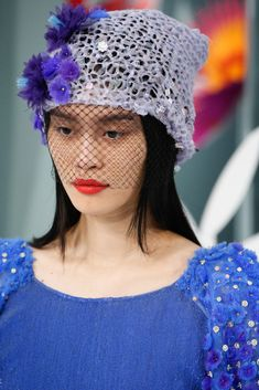 Chanel Spring 2015 Couture Fashion Show Details