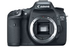 CANNON EOS 7D BODY DIGITAL TOP RATED  CAMERA